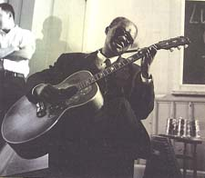 The Reverend Gary Davis
